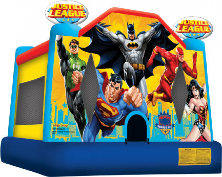 Justice League Bounce