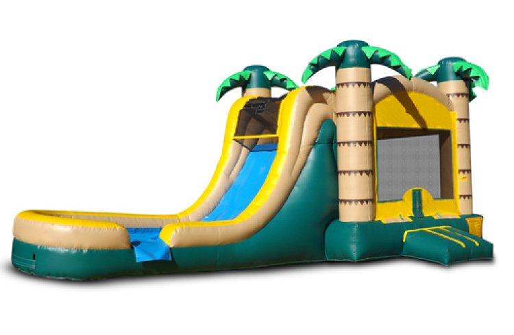 Tropical Castle Combo Wet