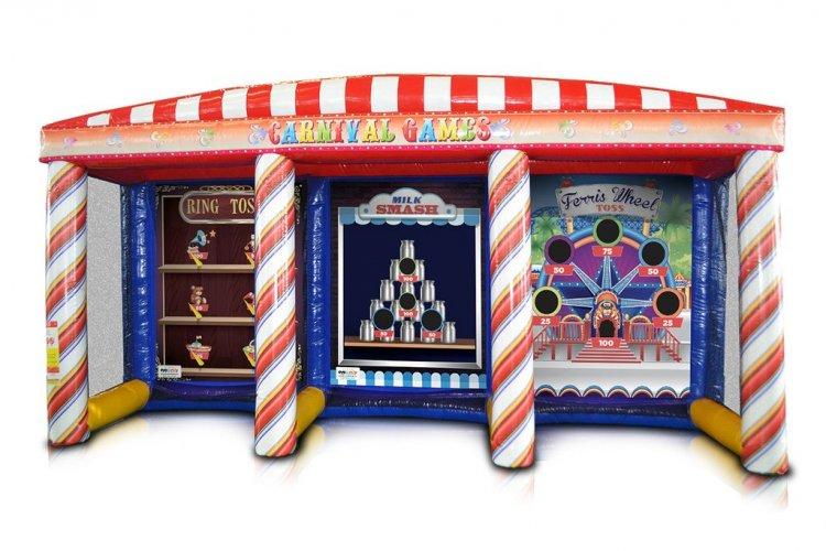 Carnival 3 in 1 Game